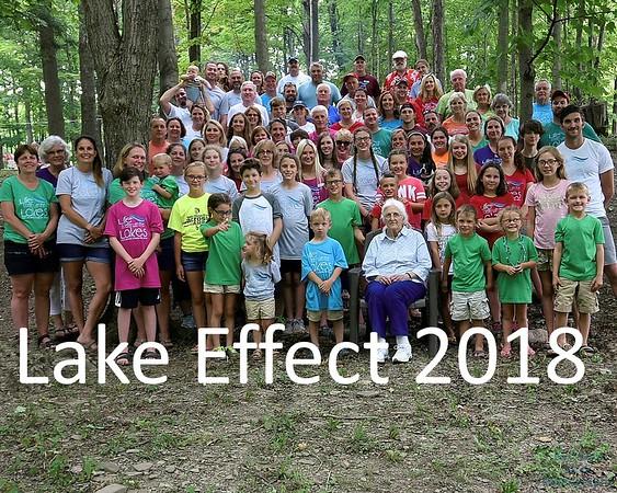 2018 Lake Effect Family Reunion
