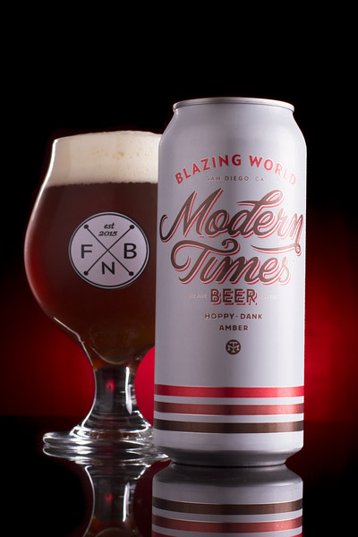 Modern Times Beer: Blazing World