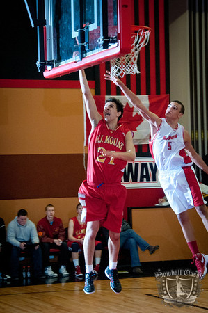2012 Mouat vs St. Georges