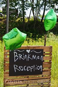 Andy & Katie Brinkmann-Wedding