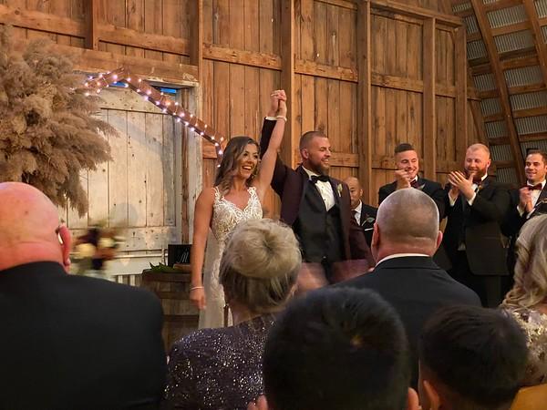 Mitch & Kyra's Wedding