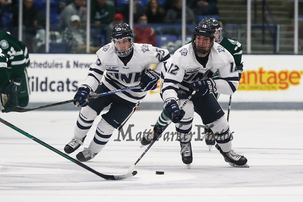 2018-12-8 UNH Men's Hockey vs Dartmouth