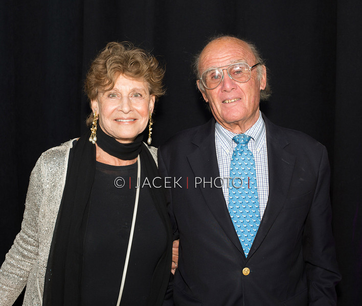 Photo Credit: Jacek Photo. Caption: L-R: Ellen Liman and Walter Liebman at The Cultural Council of Palm Beach County 2014 Muse Awards at The Kravis Center in West Palm Beach, Fla. on March 13, 2014.