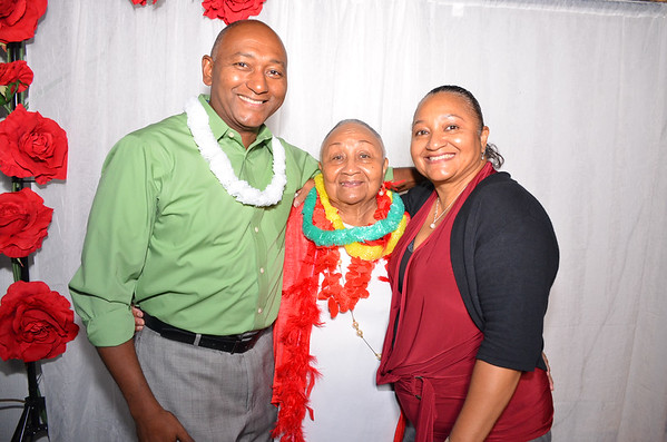 Winnie's 90th Birthday Bash