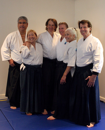 2007 Aikido Ai Memorial Day Retreat