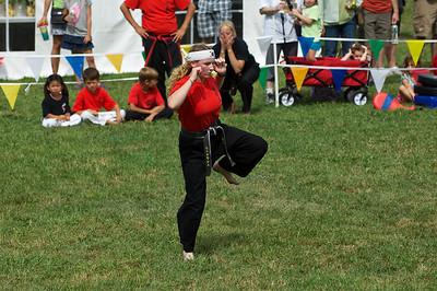 Bolton Fair 2010 - Martial Arts