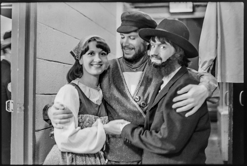 Fiddler On The Roof  1978 SRO production at PCT Mainstage.