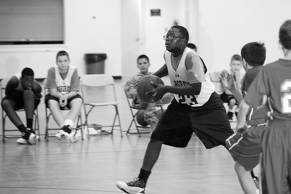 MS Basketball v Fuqua