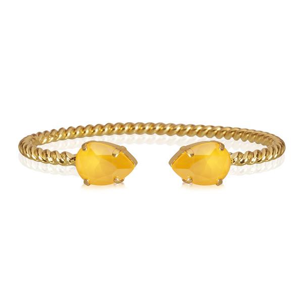 Mini Drop Bracelet / Buttercup