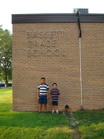 2012-08-15 First Day of School