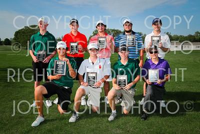 Section 6 Boys Golf (3rd Nine and Awards)