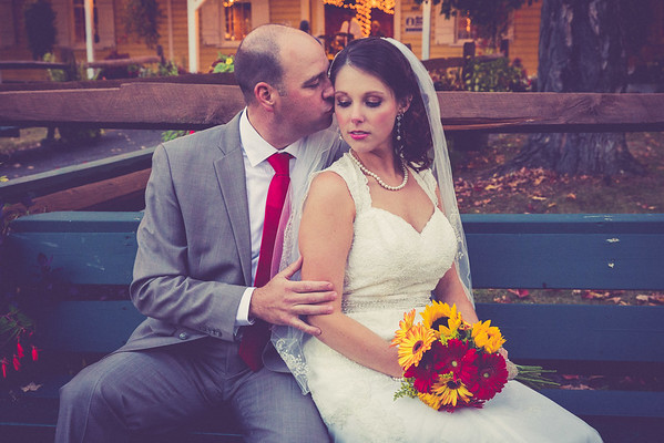 Tim and Tiffany's Wedding