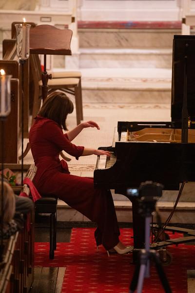 Ani Hutchins Recital, Evensong