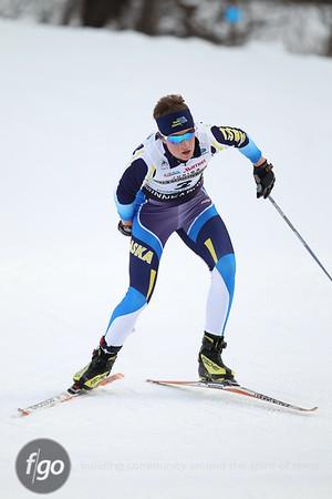 2011 Junior Olympics - Ski Stride Breakdown