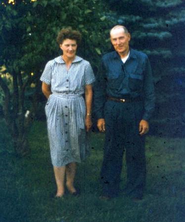 Anita and Everett Herdrich