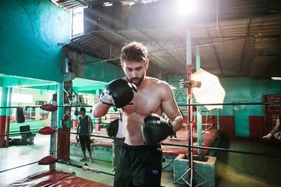 Gimnasio Boxeador