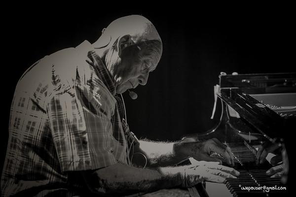 "Gerry Weil (Venezuela) ""Homenaje a Keith Jarret"""