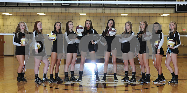 Christian Heritage 2015 Volleyball