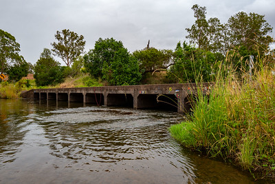 Wivenhoe Pocket Road Twin Bridges
