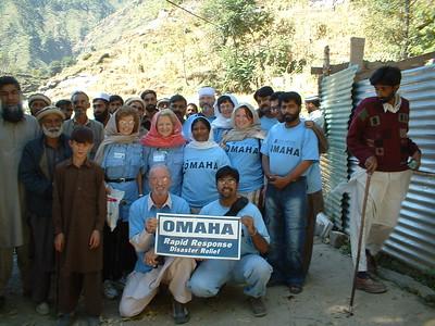 Pakistan 2006 Humanitarian