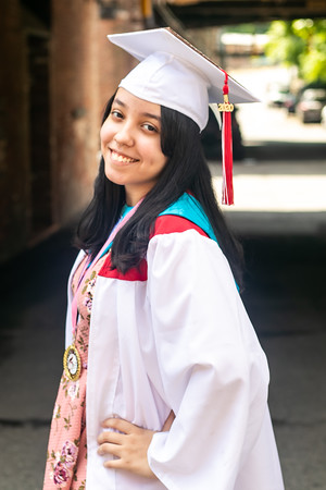 Jennika Graduation