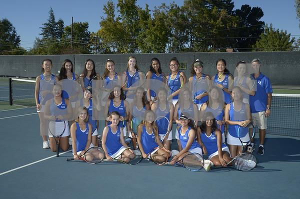 10-8-18 LAHS Tennis
