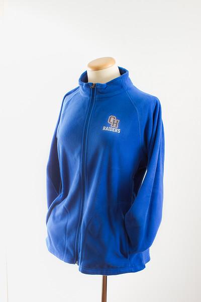 Blue Active Wear