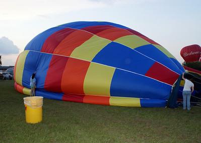 Louisiana Balloon Festival 2009
