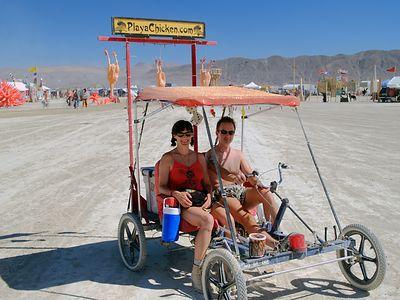 Burning Man 2004 Hushville