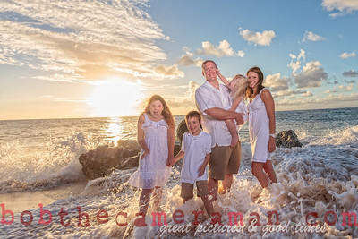 Schwemer-Casey-Skelton Family Portrait - July 20, 2013