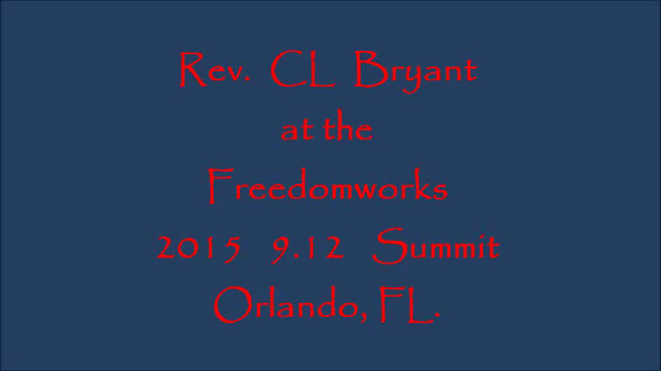 2015 Freedomworks 9.12 Summit