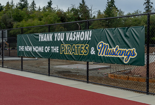 Opening Night 2018: the new Vashon Island High School Track and Field 2018 09/14/2018