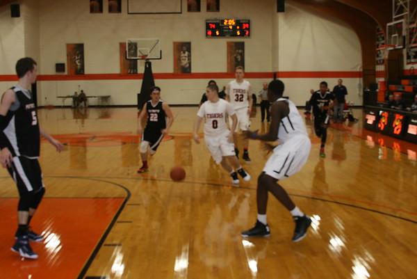 Varsity Basketball vs. Lynchburg Homeschool