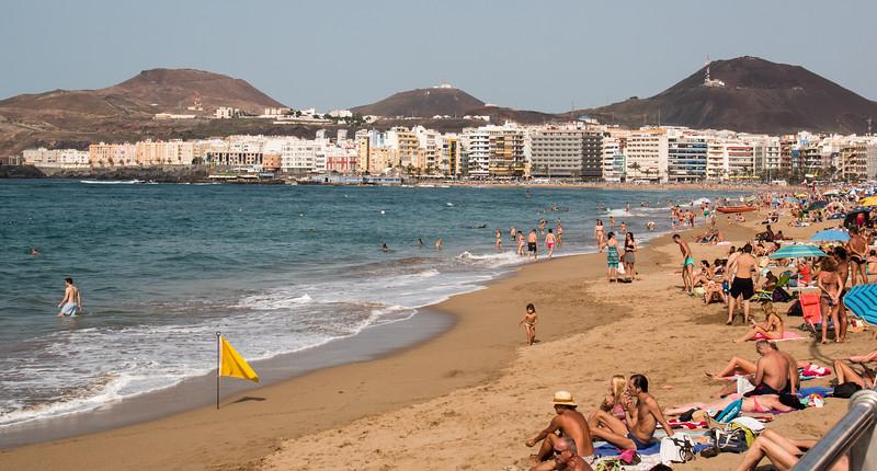 Playa de Canteras