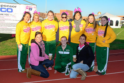 Making Strides Against Breast Cancer Events