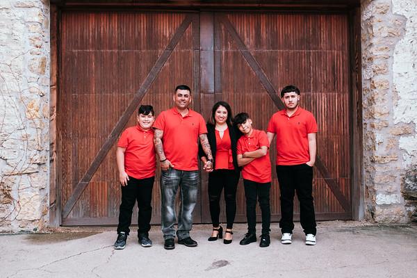 Mandujano Family