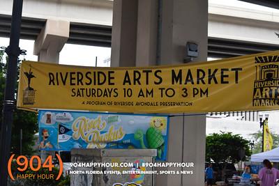 River Ruckus @ Riverside Arts Market - 8.26.17