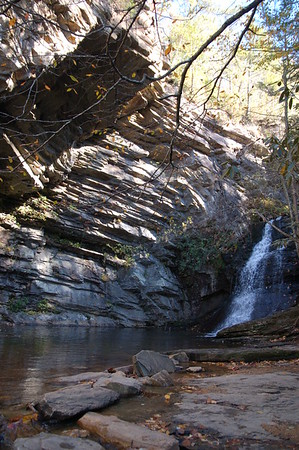 Hanging Rock Lower Cascade Falls