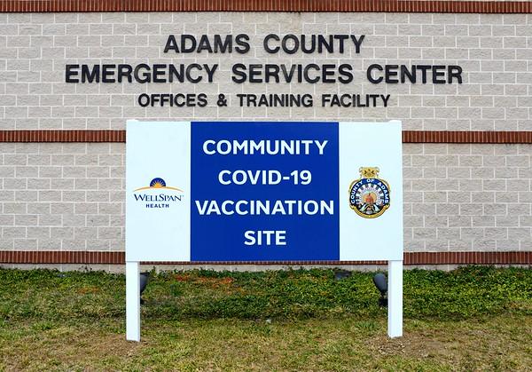 Adams County Vaccination Center