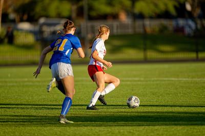 2020-21 Women's Soccer vs. Rollins