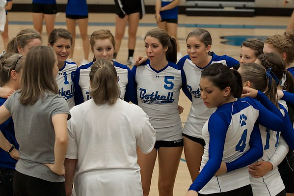 BHS Volleyball 2010