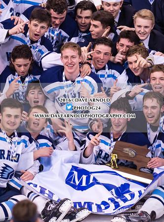 3/20/2016 - MIAA Boys D2 State Final - Lincoln-Sudbury vs Medfield