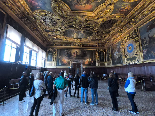 Doge's Palace - Venice Italy