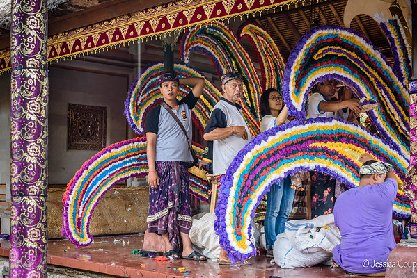Cremation Ceremony in Ubud