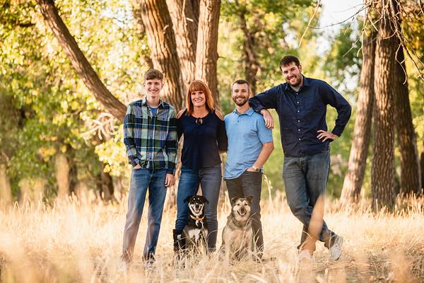 Hoffman Gillis Family