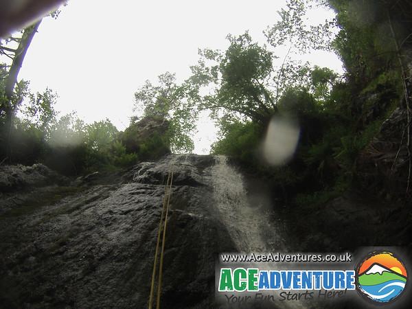 2nd July 2015 Canyoning Trip