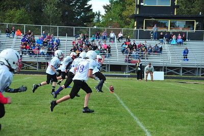 Marquette County Youth Football in Gwinn