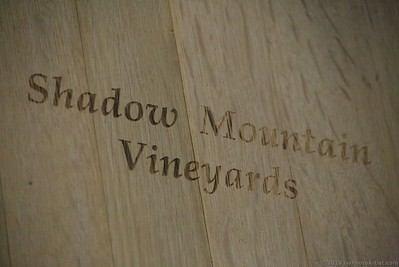 Shadow Mountain Tasting