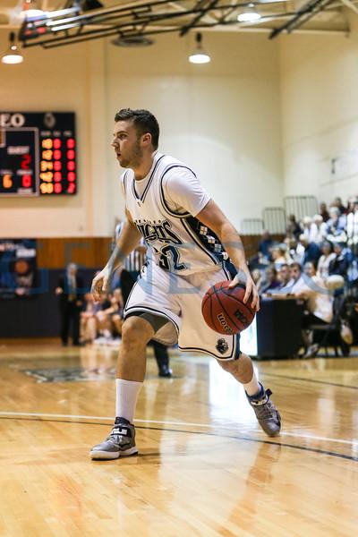 Men's Basketball vs. Cortland 12/04/12