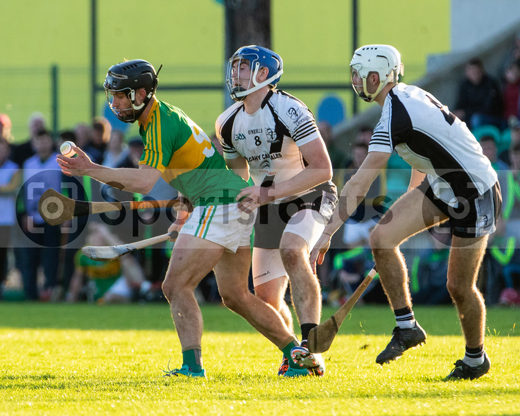 "13th October 2019 ""FBD Insurance"" County Senior Hurling Championship Quarter Final - Kilruane MacDonaghs 1-23(26) Clonoulty Rossmore 1-10(13) at Templetuohy, Co Tipperary."